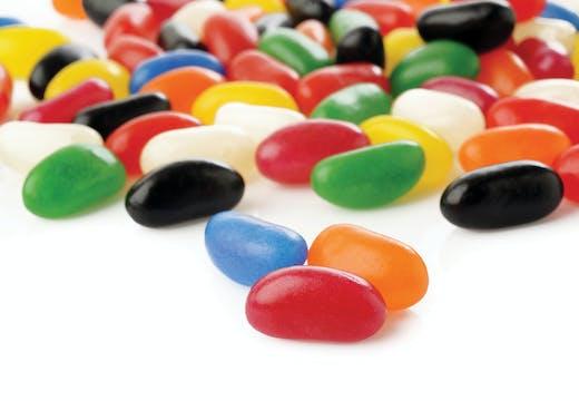 UnWork jellybeans