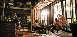 Coworking hubs are a popular choice for flexible workspace