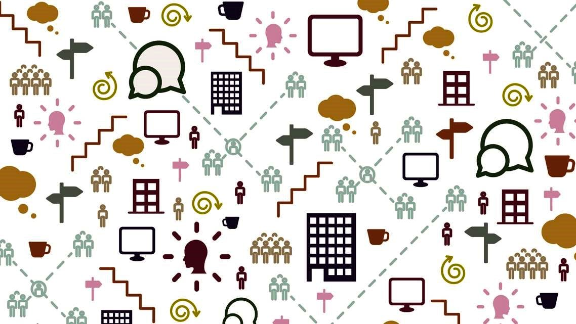 Digital workplace is not just for start ups