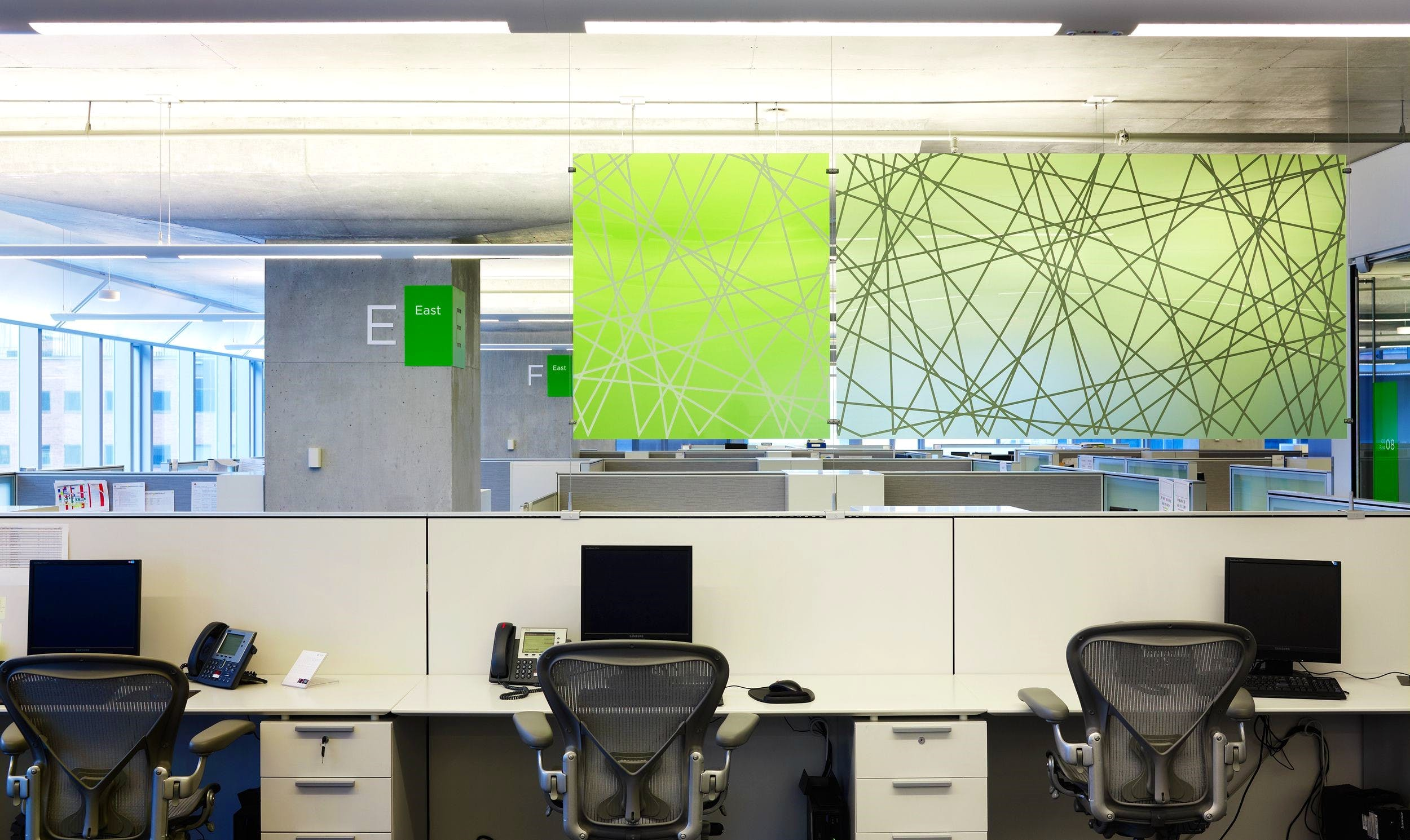 Graphic design changes how we interact with our environment