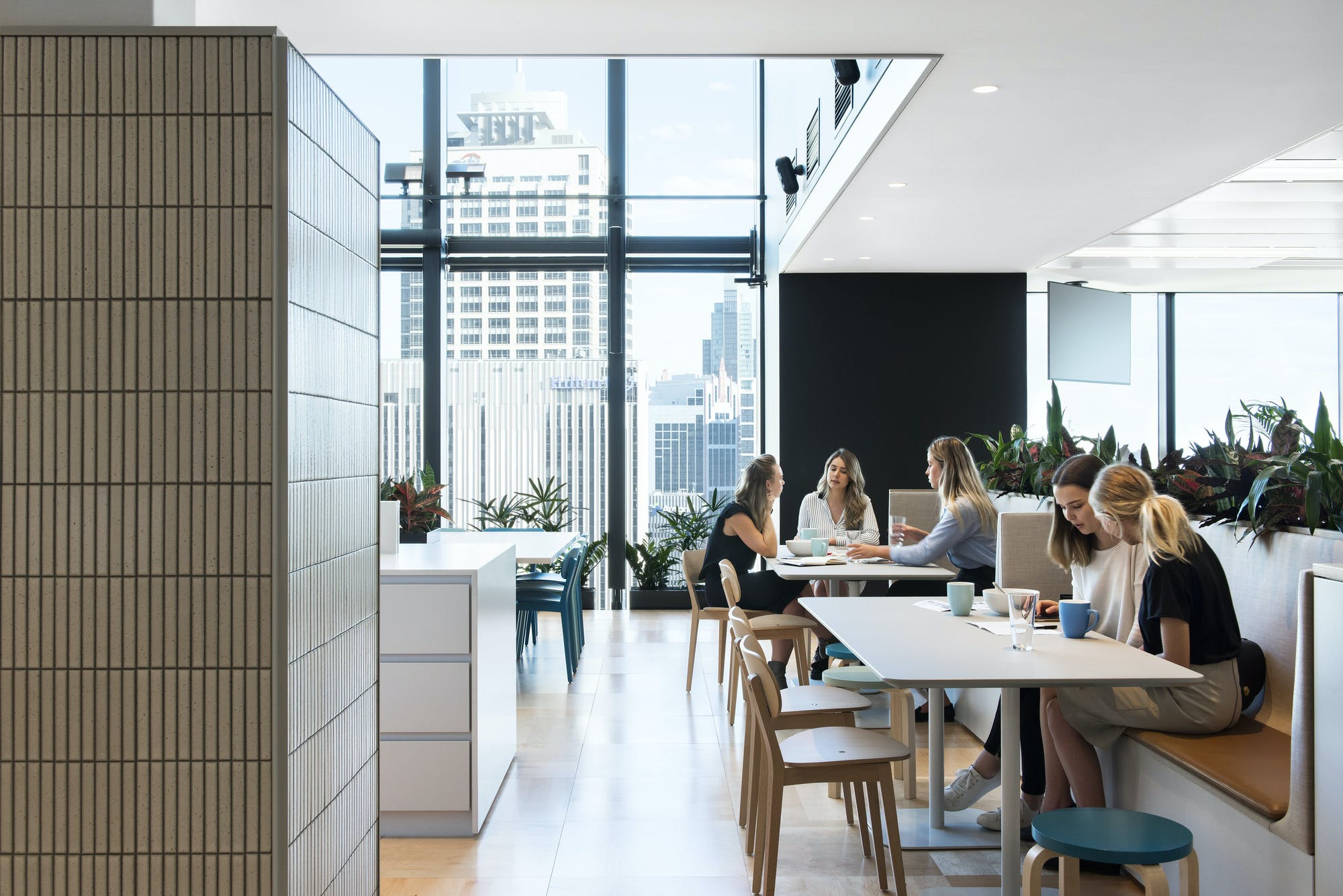 Investa Property Group Sydney, HASSELL Studio